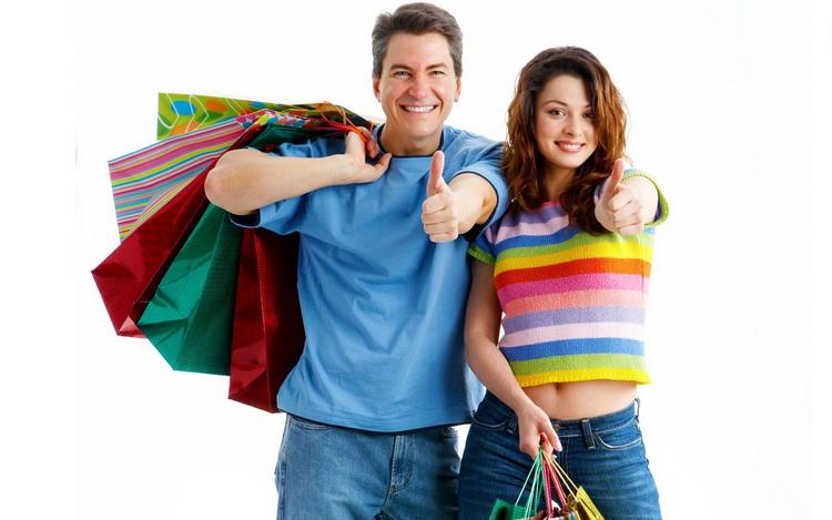 Главное что бы покупки приносили радость :)
